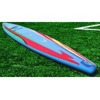 Wholesale Customized Funny Inflatable Standup Paddleboard , 3.8m Soft Top Surfboard from china suppliers