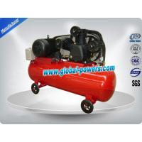 Wholesale Belt Driven Electric Air Compressor Three - Phase Brushless 4Kw 5.5Hp 100L 8Bar from china suppliers