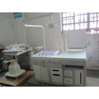 Quality single station E.N.T. treatment unit with reclinable patient chair. for sale