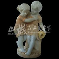 Wholesale Natural Stone(Marble) Multi-color Western Sculpture/Statue from china suppliers