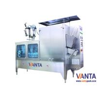 Wholesale Automation Gable Top Carton Filling Machine With Cap For Small Size Beverages from china suppliers