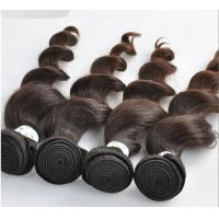 Wholesale top grade exotic hair DHL Fedex fast delivery minimum shedding 100% Brazilian virgin hair bulk from china suppliers