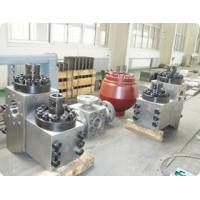 Wholesale Mud Pump Suction Module Discharge Module Fluid End Module Alloy Steel 35CrMo or 42CrMoPZ-11 Gardner Denver, Studded Only from china suppliers