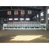 Wholesale Cap / Hat / Chenille Embroidery Machine 15 Head With German Continental Belt from china suppliers