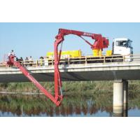 Wholesale 6x4 16M Dongfeng Bucket Bridge Inspection Equipment For Bridge Detection , DFL1250A9 from china suppliers