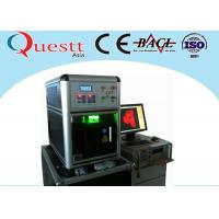 Wholesale Easy Instalallation 3D Crystal Laser Engraving Machine 300x400x130 Mm ISO Approved from china suppliers