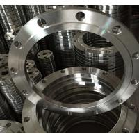 Buy cheap ANSI / ASME / ASA / DIN 2205 S31803 B16.5 Welding neck Flange of 300lb from wholesalers