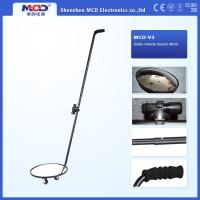 Wholesale Adjustable Telescoping Vehicle Inspection Mirror With Led Light For Bomb Check from china suppliers