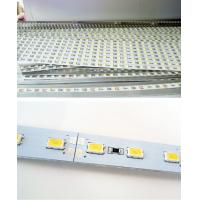 Wholesale Warm white DC12V SMD5730 Cabinet Waterproof Rigid LED Bar 60leds/m from china suppliers