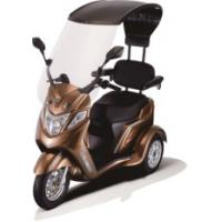 Wholesale YF-Lejun passenger electric tricycle with three wheels Size 1600*760*1670 from china suppliers