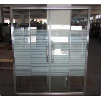 8 MM Glass Sliding Shower Screens, 8mm High Quality Shower Door, Bathroom Shower Door China Largest Supplier