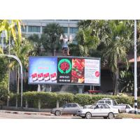 Wholesale Outdoor P8 SMD Commercial LED Displays For Advertising LED Screen from china suppliers