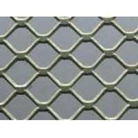 Wholesale Mini-Holed / Standard / Heavy Plastic Soaked Stainless Steel Expanded Metal Plate Mesh from china suppliers