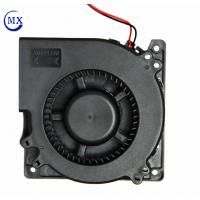 Wholesale 24 V Motor 4.68 Inch Dc Blower Fan , High Speed Exhaust Blower Air Cooling from china suppliers