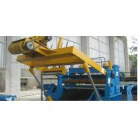 Wholesale 25 - 30 pcs/min Steel Cut To Length Machines With Hydraulic Double Tampered Decoiler from china suppliers