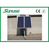 Wholesale Mini Automatic Biaxial Solar Panel Tracking System For Home 50W - 500W from china suppliers