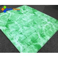 Wholesale 3D PE Foam Wall Stickers / panel Decor Natural Eco many bright colour available widely used in living room,wall, KTV etc from china suppliers