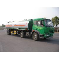 Wholesale 182HP FAW 6x2 22cbm (5,548 US Gallon) Carbon Steel Fuel Oil Storage Tank from china suppliers