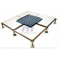 Wholesale Anti - Static HPL Computer Room Raised Floor Systems Loading Capacity High from china suppliers