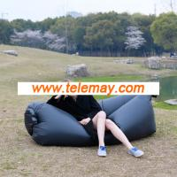 Wholesale Inflatable outdoor lazy sofa sleeping bags from china suppliers