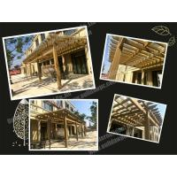 Wholesale How to build a pergula? from china suppliers