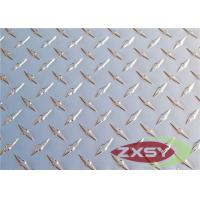 Wholesale Color Brushed 1 Bar / 2 Bar Aluminum Checkered Sheet For Lighting Plate from china suppliers