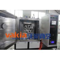 Wholesale Alloy Wheels Black Nickel Plating Machine PVD Metal Coating Equipment from china suppliers