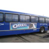 Wholesale Full Colour Led Bus Displays Digital Advertising Signs with 3/200AH deep cycle battery from china suppliers