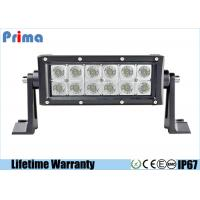 Wholesale 7.5 Inch 36W LED Car Light Bar With Screws CREE Led Spot / Flood Beam from china suppliers