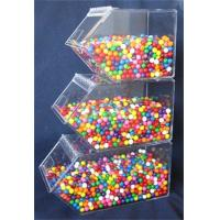 Wholesale High quality clear acrylic plastic candy case from china suppliers