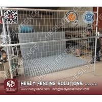 Temporary Fencing Handrail