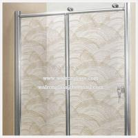Wholesale Shower Room Frosted Glass, Tempered Glass, Shower Door Glass from china suppliers