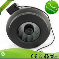 Wholesale Low Noise Sheet Metal Inline Centrifugal Fan For Equipment Cooling from china suppliers