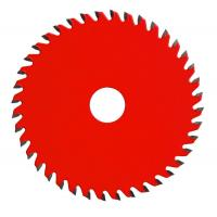 Wholesale Red Carbide Steel TCT Saw Blade Cut Off , Sharpening Circular Saw Blades For Wood from china suppliers