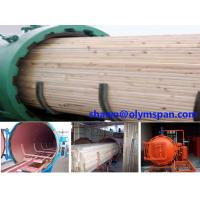 Buy cheap 2.0*5.0 m Wood Drying Autoclave for wook industry with good quality from wholesalers