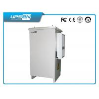 Wholesale 380V / 400V / 415V Outdoor UPS System High Frequency Online UPS 10KVA / 7000W 20KA / 14KW 30KVA / 21KW from china suppliers