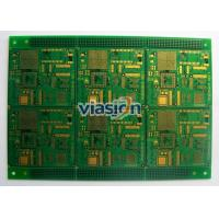 Wholesale Multilayer HDI Immersion Gold PCB 6 Layer , PCB Printed Circuit Board OEM from china suppliers