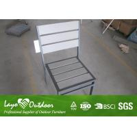 Wholesale Contemporary Wooden Garden Furniture Comfortable Outdoor Patio Chairs Effective Flame Retardant from china suppliers