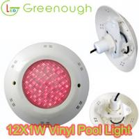 Wholesale Spa Light/LED Vinyl Pool Light /Underwater Pool light GNH-P56M-12*1W-V2 (SMD5050) from china suppliers