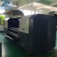 Quality Belt Type Digital Fabric Inkjet Printer 1.8m Digital Printing Equipment for sale