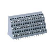 Wholesale Triple Deck 250 500V 12A 300V 10A PCB Terminal Blocks with 7.5 / 7.62mm Pitch from china suppliers