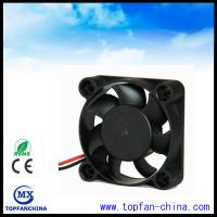 Wholesale High Pressure Black Small CPU Cooling Fan 4010 12 Volt Brushless FAN 40mm×40mm×10mm from china suppliers