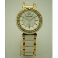 Wholesale Fake Ceramics Quartz Womens Watches With Gold Plated Alloy Case from china suppliers