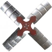 Buy cheap Aluminum Sheet impeller propeller for axial fan blower from wholesalers