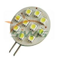 Wholesale Warm White 3500K G4 LED Lamps 12V SMD5050 10pcs 150 Lumen For Gallery from china suppliers