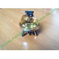 Wholesale Model 400CC Milking Claw with Stainless Steel Bottom for Cow Milking Parlor from china suppliers