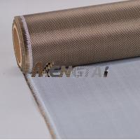 Wholesale Basalt Fiber Cloth/Fabric Coated PU for heat sealing machine from china suppliers