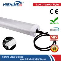 Wholesale SMD 2835 DLC Waterproof LED Vapor Proof Lighting , 4Ft LED Tube Lights from china suppliers