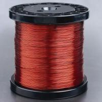 Wholesale SWG29 Aluminium Enameled Copper Wire pew 155 with 110MP strength from china suppliers