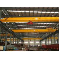 Wholesale Workshop 50 Ton Electromagnetic Overhead Bridge Crane High Performance from china suppliers
